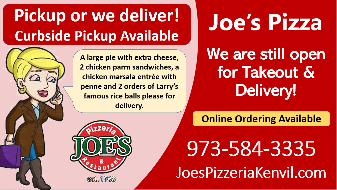 joes pizza